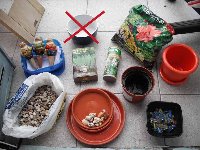Accesorios de jardiner a for Accesorios jardineria