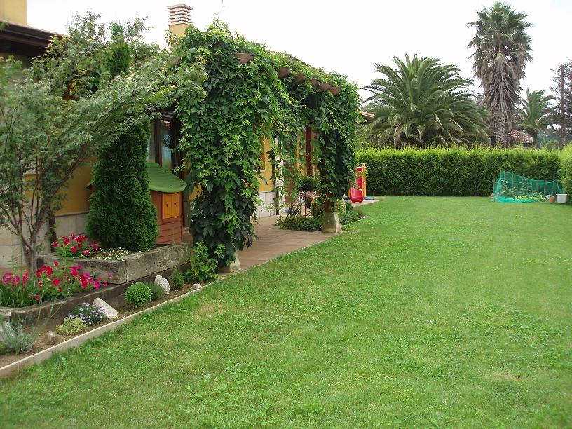Ejemplos de dise os de jardines for Ejemplos de jardines