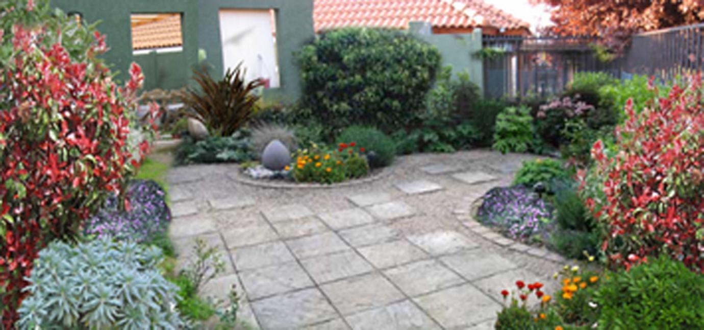Ejemplos de dise os de jardines for Ver disenos de jardines