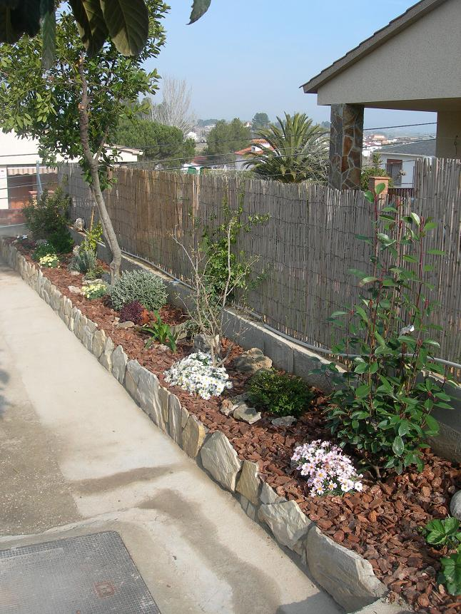 Arriates construcci n y decoraci n con plantas - Plantas para arriates ...