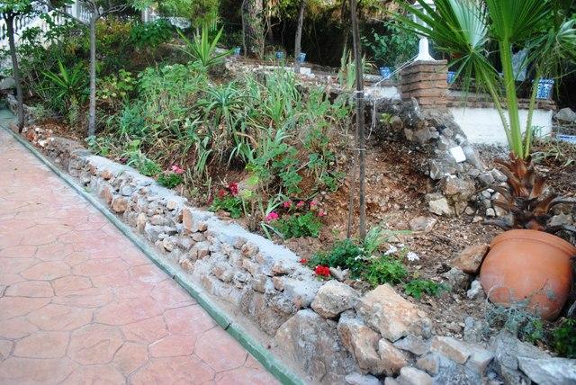 Muros for Jardin de setas