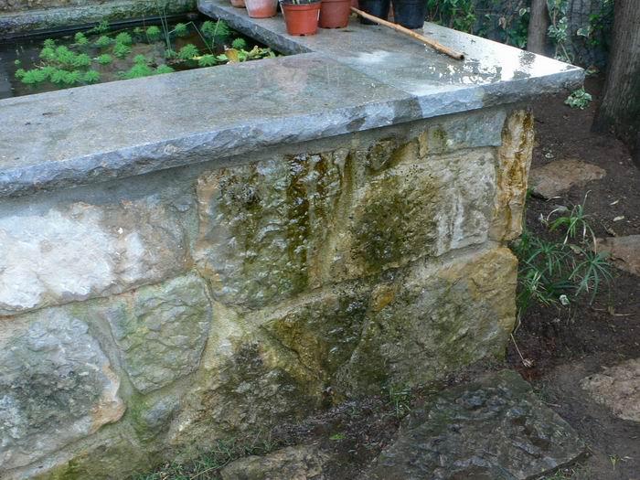 Reparar estanque que pierde agua for Estanque de concreto