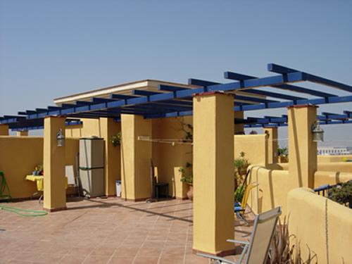 P rgola para terraza - Cubrir terraza barato ...